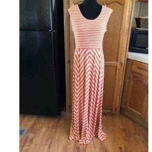 Calvin Klein Maxi Dress Size 8